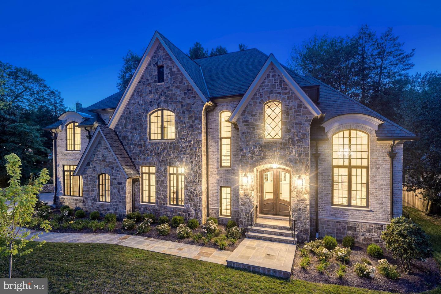 Single Family Homes for Sale at Arlington, Virginia 22207 United States