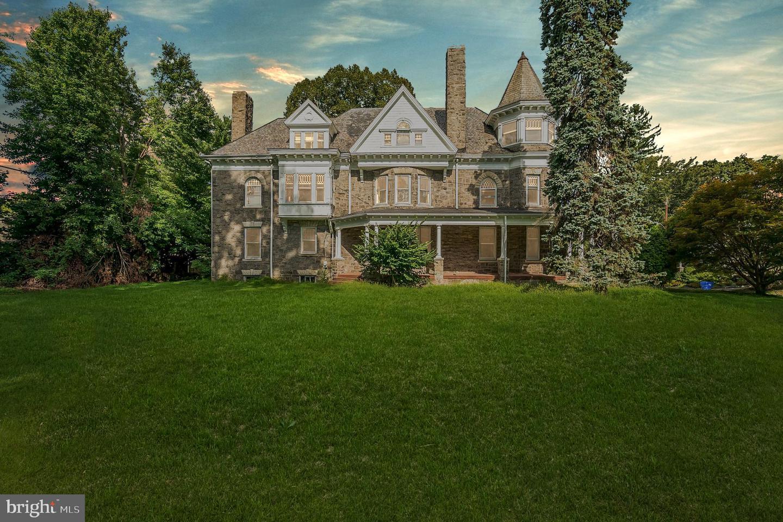 Single Family Homes por un Venta en Elkins Park, Pennsylvania 19027 Estados Unidos