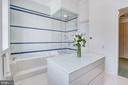 Master Bathroom - 3329 PROSPECT ST NW #4, WASHINGTON
