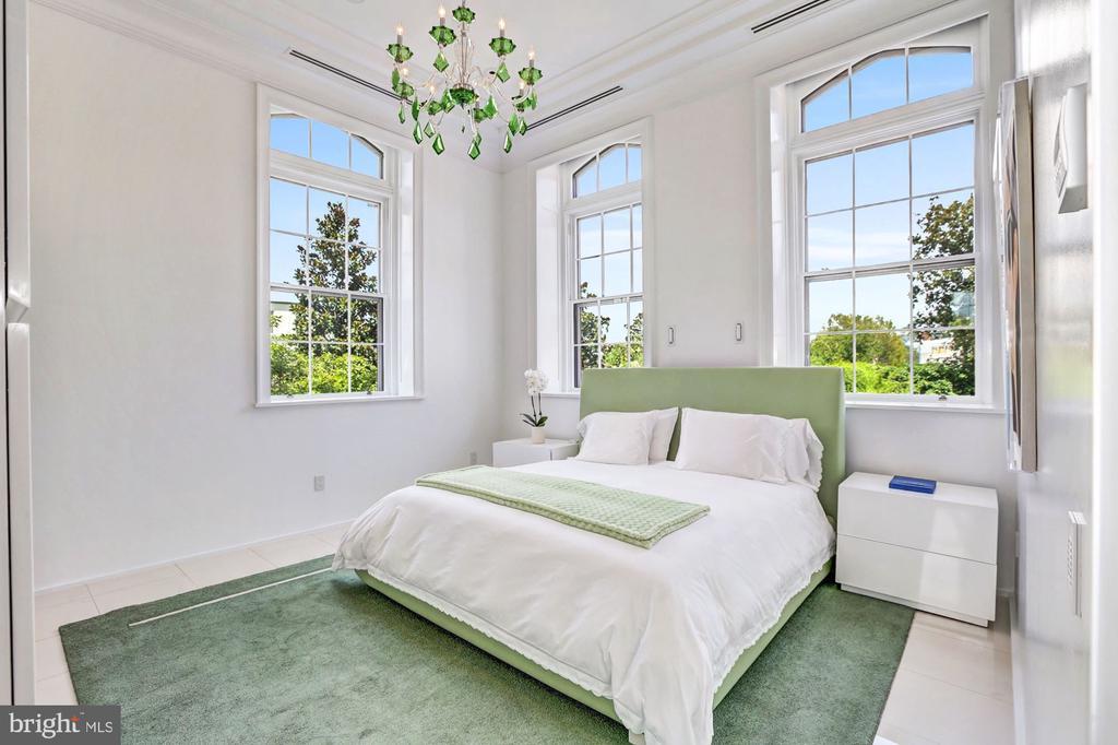 Master Bedroom - 3329 PROSPECT ST NW #4, WASHINGTON