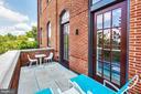 Treetop Balcony - 3329 PROSPECT ST NW #4, WASHINGTON