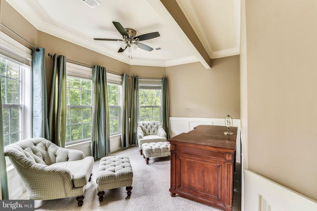Master Sitting Room - 22077 HIGHVIEW TRAIL PL, BROADLANDS