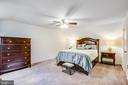 Great size for your master bedroom furniture - 13812 MEADOWBROOK RD, WOODBRIDGE