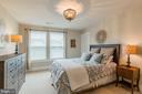 Bedroom #2 upstairs - 16960 TAKEAWAY LN, DUMFRIES