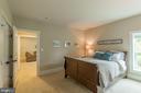 Bedroom #5  ( on the lower level) - 16960 TAKEAWAY LN, DUMFRIES