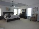 Spacious Master Bedroom - 5593 JARIST DR, CLIFTON