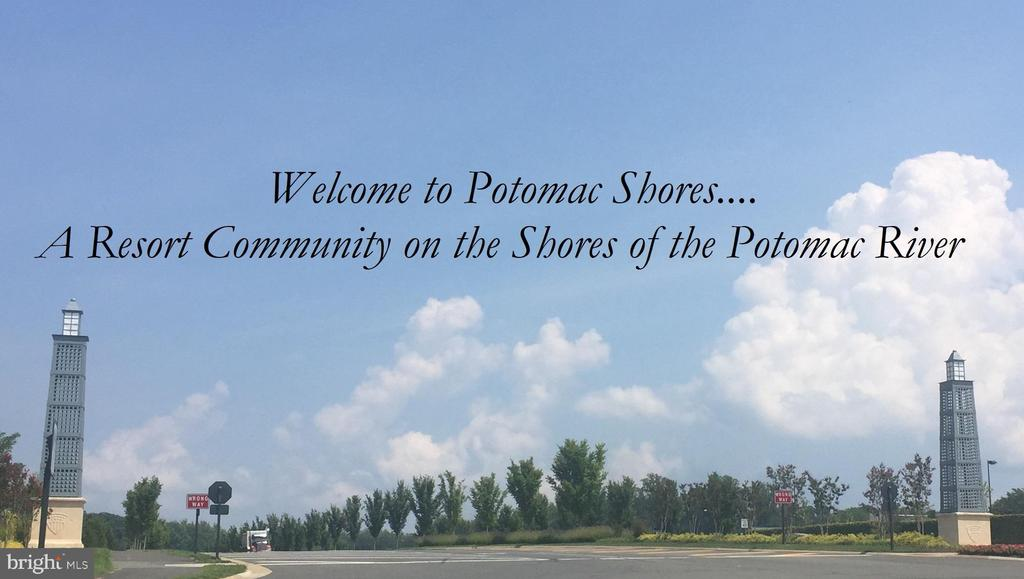 Give me a call, I live in Potomac Shores... - 16960 TAKEAWAY LN, DUMFRIES