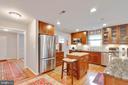 Gourmet Kitchen - 522 CALVIN LN, ROCKVILLE