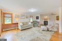 Living room - 2514 POFFENBERGER RD, MIDDLETOWN