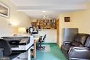 Spacious main level office - 2514 POFFENBERGER RD, MIDDLETOWN