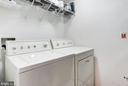 Laundry Room on Lower Level - 2452 LAURA MARK LN, HERNDON