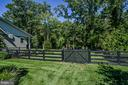 Fully fenced rear yard. - 23059 WELBOURNE WALK CT, ASHBURN