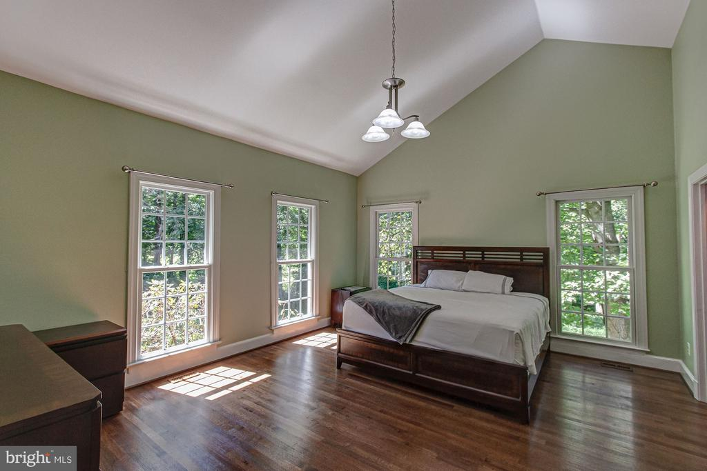 Main Level Bedroom - 1428 CROWELL RD, VIENNA