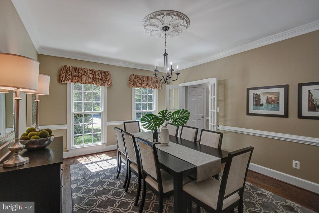 Dining Room - 1428 CROWELL RD, VIENNA