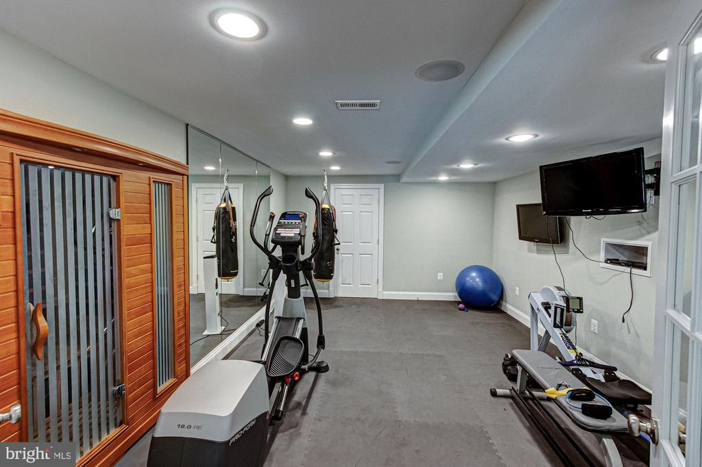 Fitness Room - 1428 CROWELL RD, VIENNA