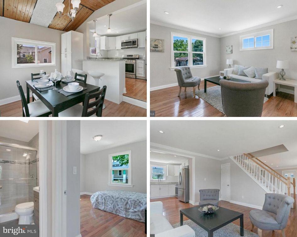 Single Family Homes 為 出售 在 Brentwood, 馬里蘭州 20722 美國