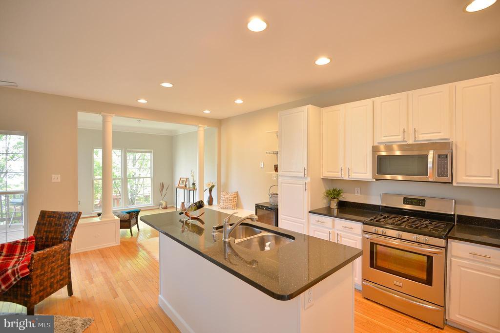 Granite/Stainless Kitchen - 45568 READING TER, STERLING
