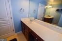 Large Master Bath - 14856 MASON CREEK CIR #76, WOODBRIDGE
