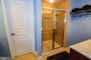 Large Master Shower - 14856 MASON CREEK CIR #76, WOODBRIDGE