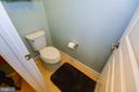 Separate Water Closet - 14856 MASON CREEK CIR #76, WOODBRIDGE