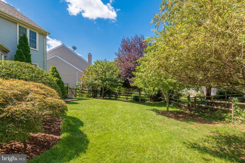 Great Rear View! - 20650 SETTLERS POINT PL, STERLING