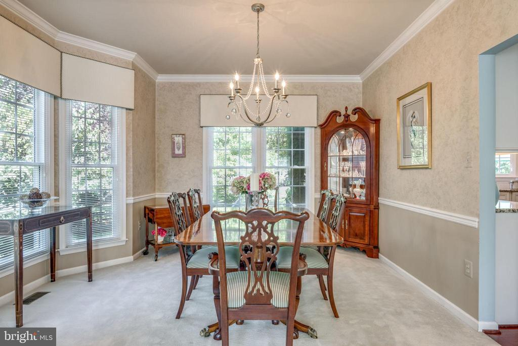 Dining Room ! - 20650 SETTLERS POINT PL, STERLING