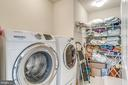 Laundry Room on 2nd level! - 20650 SETTLERS POINT PL, STERLING