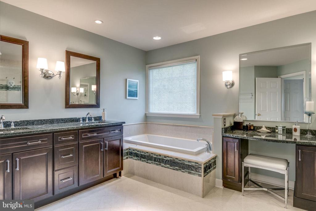 Master Bath completely redone! - 20650 SETTLERS POINT PL, STERLING