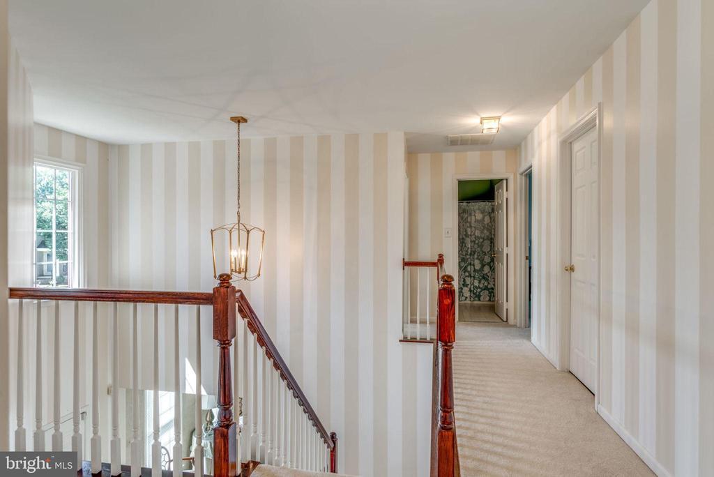 2nd level hallway! - 20650 SETTLERS POINT PL, STERLING