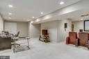 Lower Level Game Area! - 20650 SETTLERS POINT PL, STERLING
