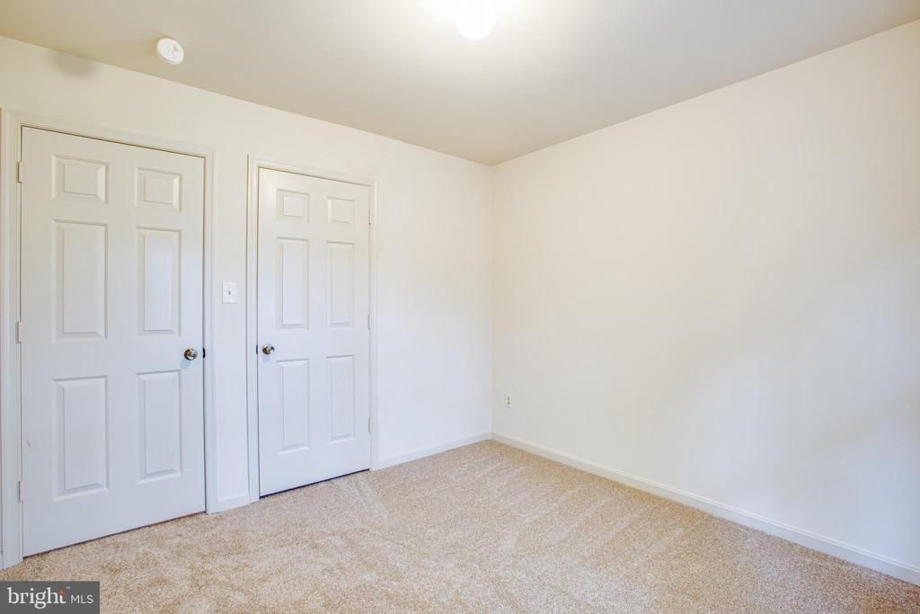 Another View of Bedroom 2 on Upper Level - 6227 SWEETBRIAR DR, FREDERICKSBURG