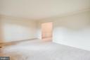 Cased Opening Between Living & Dining Rooms - 6227 SWEETBRIAR DR, FREDERICKSBURG