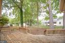 Huge Deck for Enjoyment - 6227 SWEETBRIAR DR, FREDERICKSBURG
