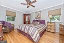 Master Bedroom - 7504 PROSPECT DR, FREDERICK