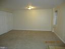 Laundry Lower Level Behind Doors Full Size W/D - 3044 WINTER PINE CT, FAIRFAX
