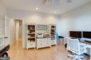 Convenient Main Level Office - 13909 BALMORAL TER, CLIFTON