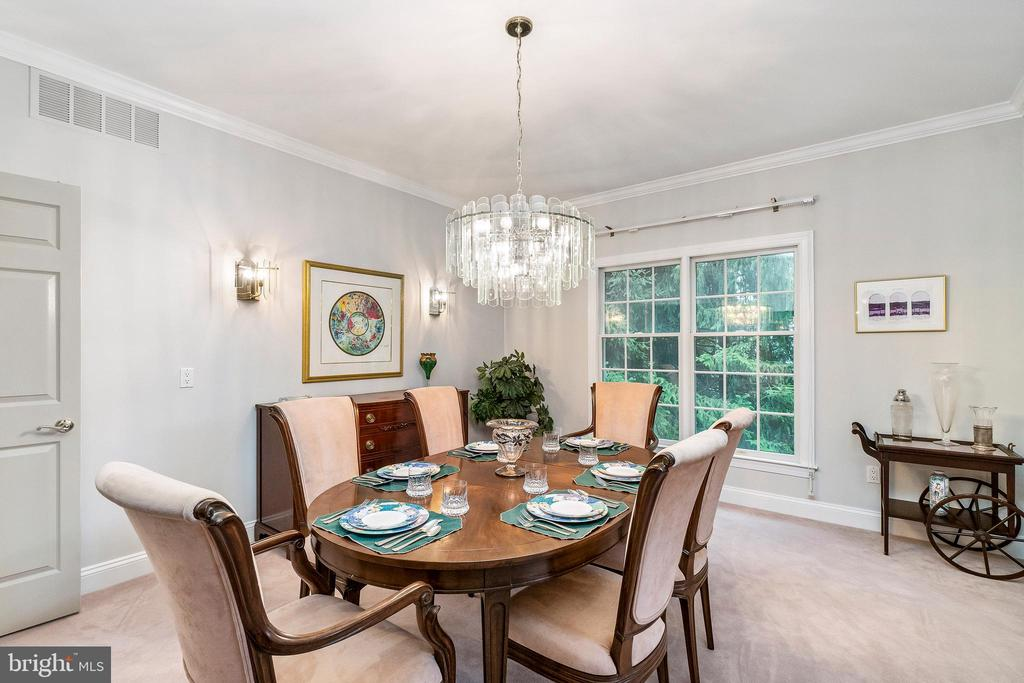 Host Your Next Dinner Party Here - 7904 STARBURST DR, BALTIMORE