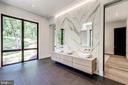 Master Bathroom - 1101 JONQUIL CIR, GREAT FALLS