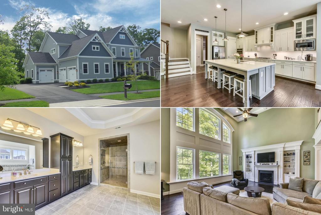 Spectacular home in Willowsford of Ashburn - 41984 PADDOCK GATE PL, ASHBURN