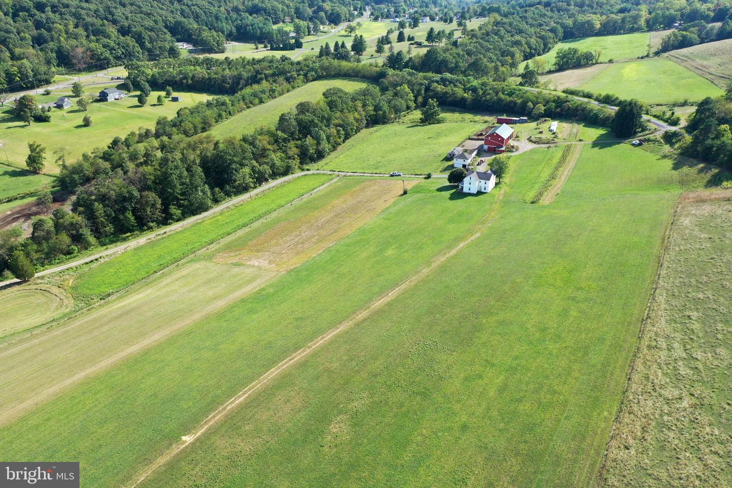 Land for Sale at Corriganville, Maryland 21524 United States