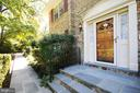 Blue Stone Walkway and Steps to Front Entrance - 11107 BRADDOCK RD, FAIRFAX