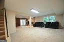 Lower Level Rec Room - 11107 BRADDOCK RD, FAIRFAX