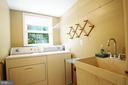 First Floor Laundry Room - 11107 BRADDOCK RD, FAIRFAX