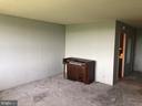 View of the Living Room - 2030 N ADAMS ST #1104, ARLINGTON
