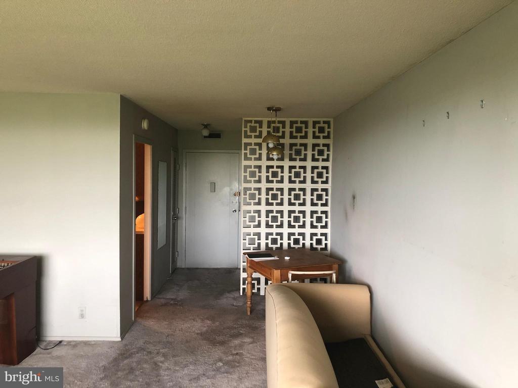 Living Room / Dining Room - 2030 N ADAMS ST #1104, ARLINGTON