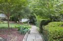 Path for Access to Lake Audubon - 11117 WATERMANS DR, RESTON