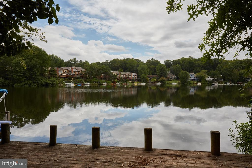 Great spot for fishing - 11117 WATERMANS DR, RESTON