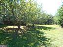 TREED YARD - 8900 GRIST MILL WOODS CT, ALEXANDRIA