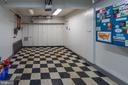 Climate-controlled garage - 13502 COVEY LN, CLIFTON