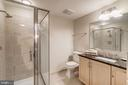 Second Bathroom - 888 N QUINCY ST #909, ARLINGTON